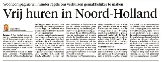 Schager Courant, 16 april 2018