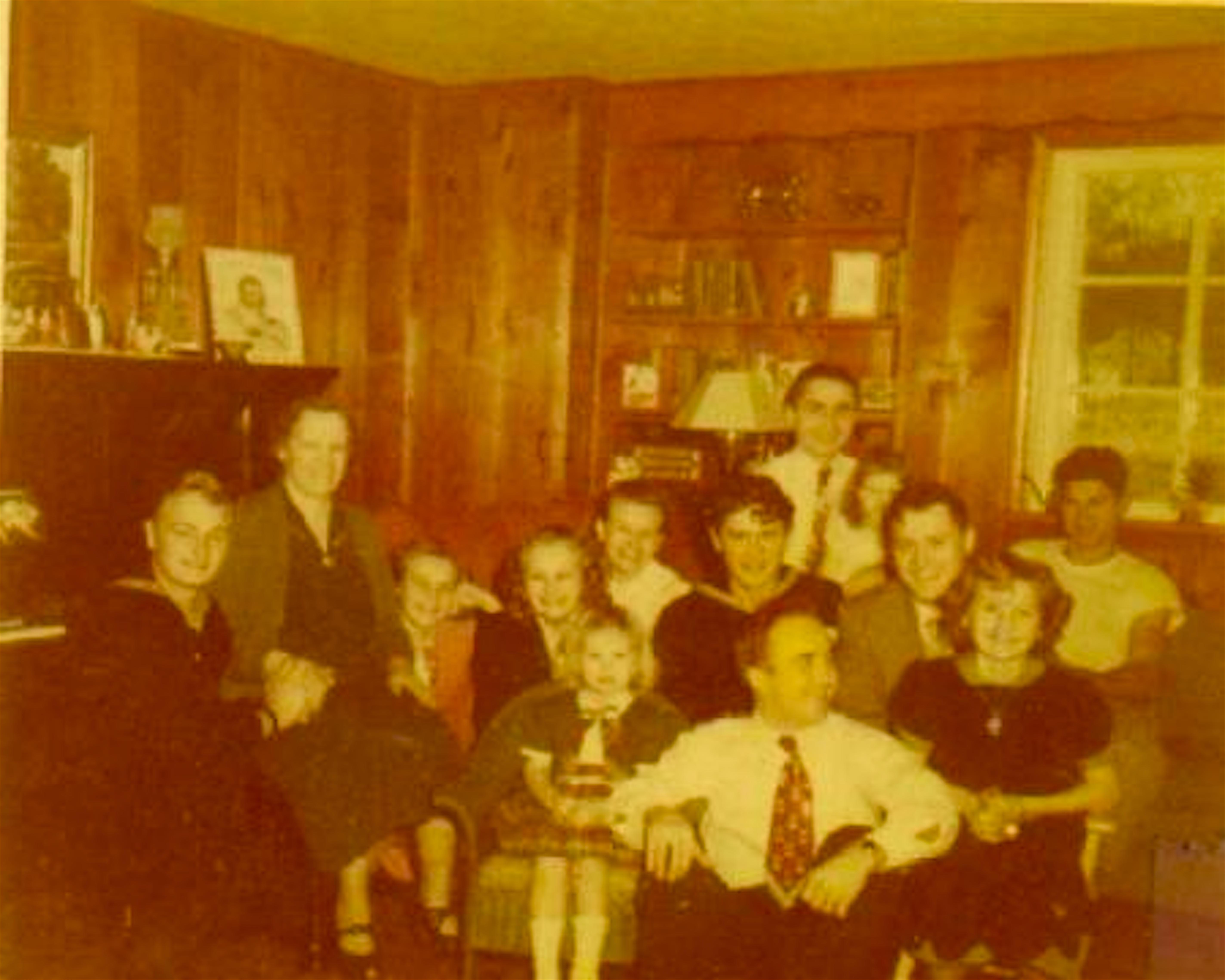 Bush, Mengele & Skorzeny family (foto Before It's News)