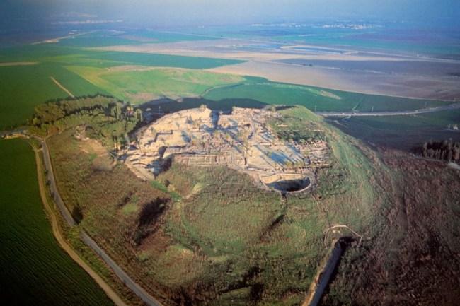 Megiddo, Israel (foto Before It's News)