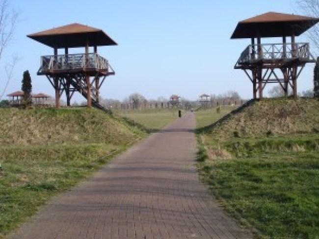 Themapark Matilo bij Leiden (foto Cor Hendriks)
