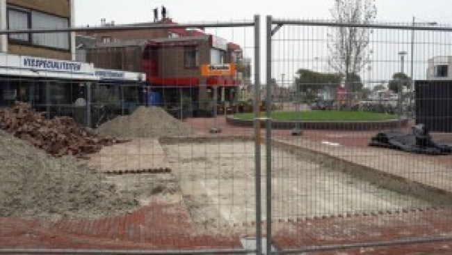 Fundament Kolder bolder (foto L.O.S. Den Helder)