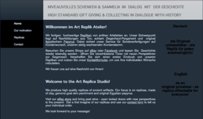 Screenshot Art Replik - journalmetro (6-1-16)