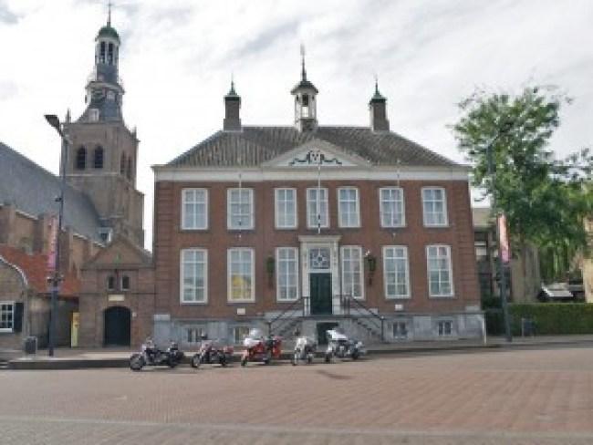 Van Gogh Kerkje in Etten-Leur