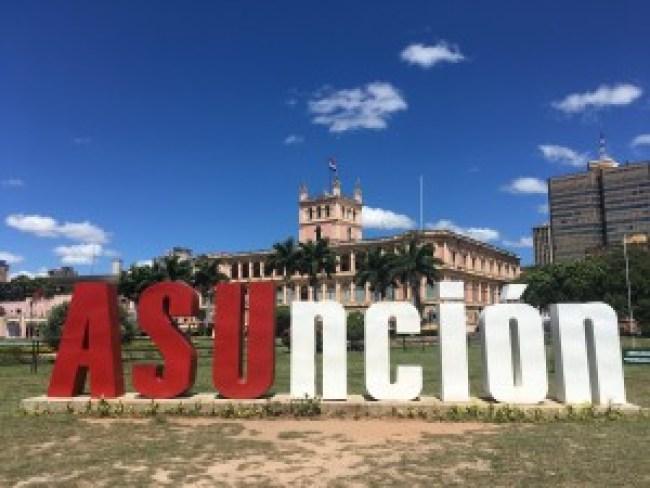 Asunción (foto Eurolinguiste)