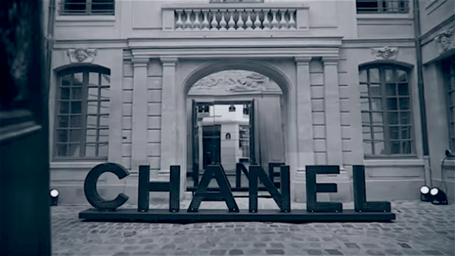 Chanel (foto YouTube)