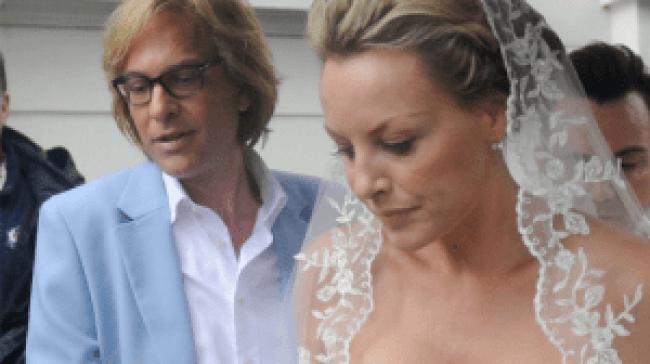 Huwelijk Adam Curry & Micky Hoogendijk