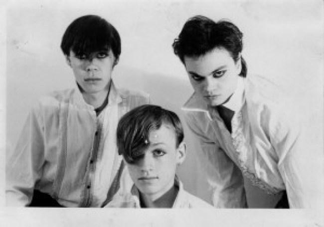 Maarten Ploeg band Soviet Sex (foto Peter Edel)