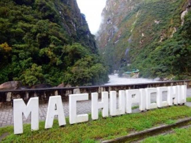 Machu Picchu, Peru (foto FlashPacker TravelGuide)