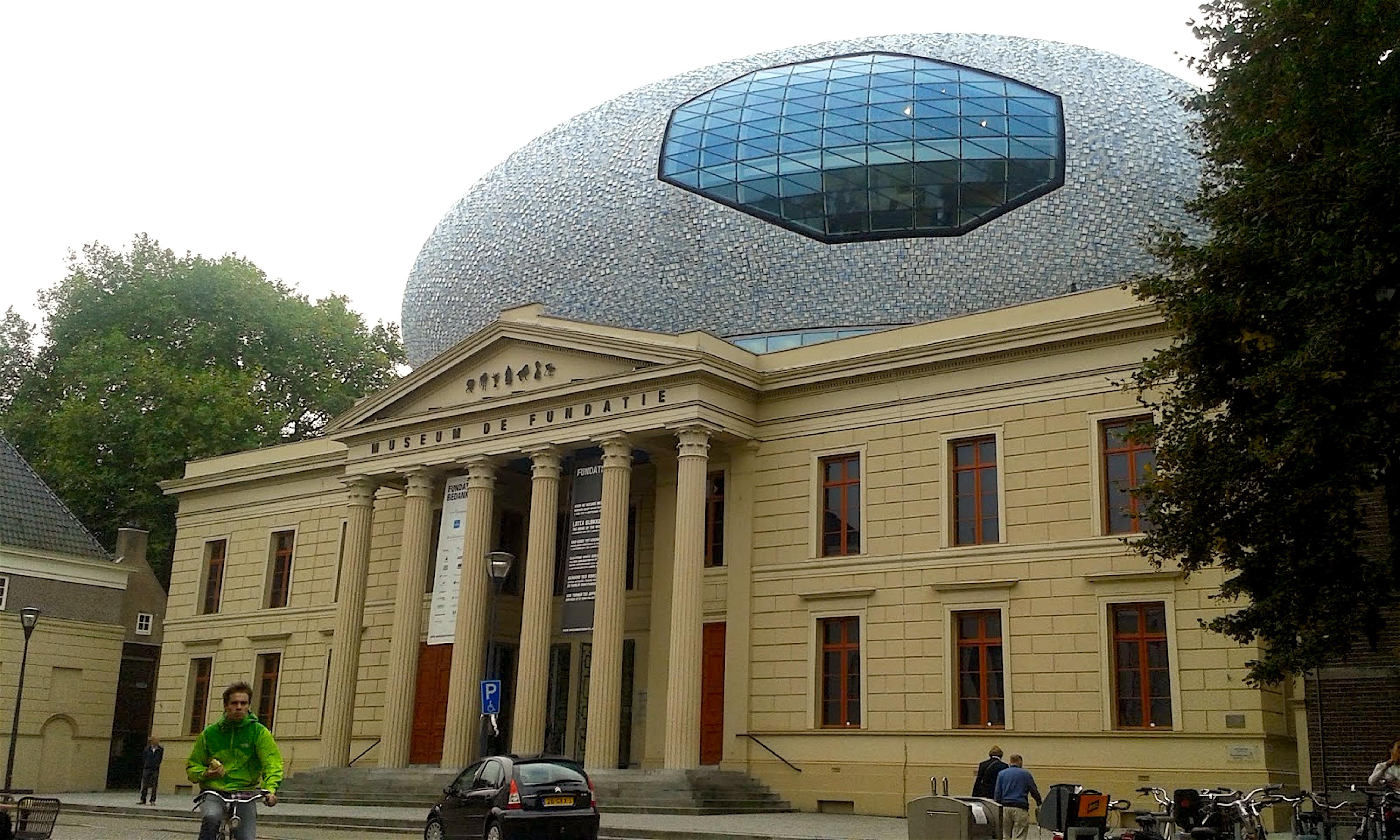 Museum De Fundatie in Zwolle (foto Tjeu's Tunnelvisie)