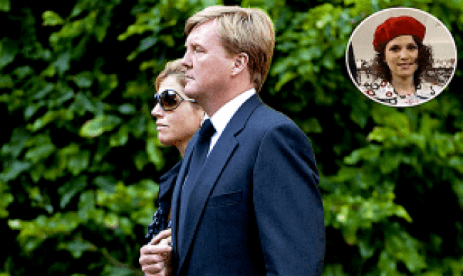 Queen Maxima of the Netherlands' sister dies aged 33 (foto Hola)