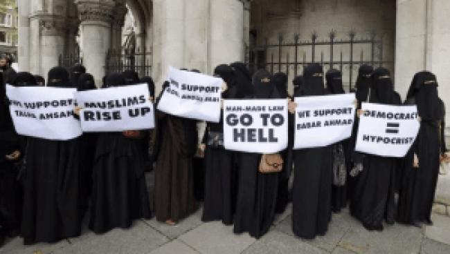 Europa behoort aan de Islam
