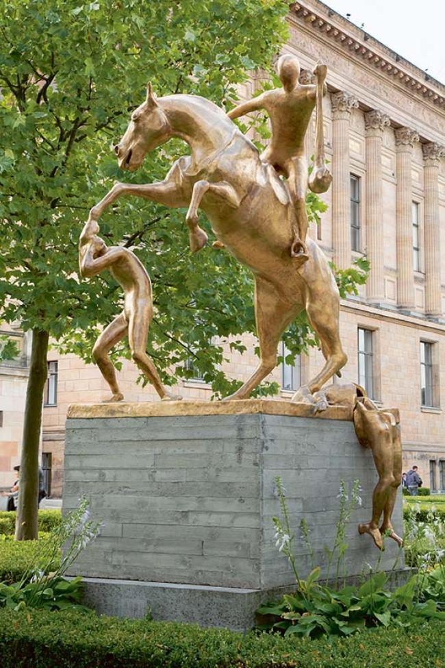 Atelier Van Lieshout - The Monument