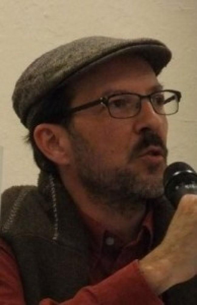Jérôme Baschet (foto Libertaire orde)