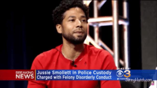 Jussie Smollett arrested