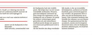Helderse Courant, 15 februari 2019