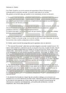 Pietro Quadrino - Letter to Juan Carlos Martel, director del Teatre Lliure (1)