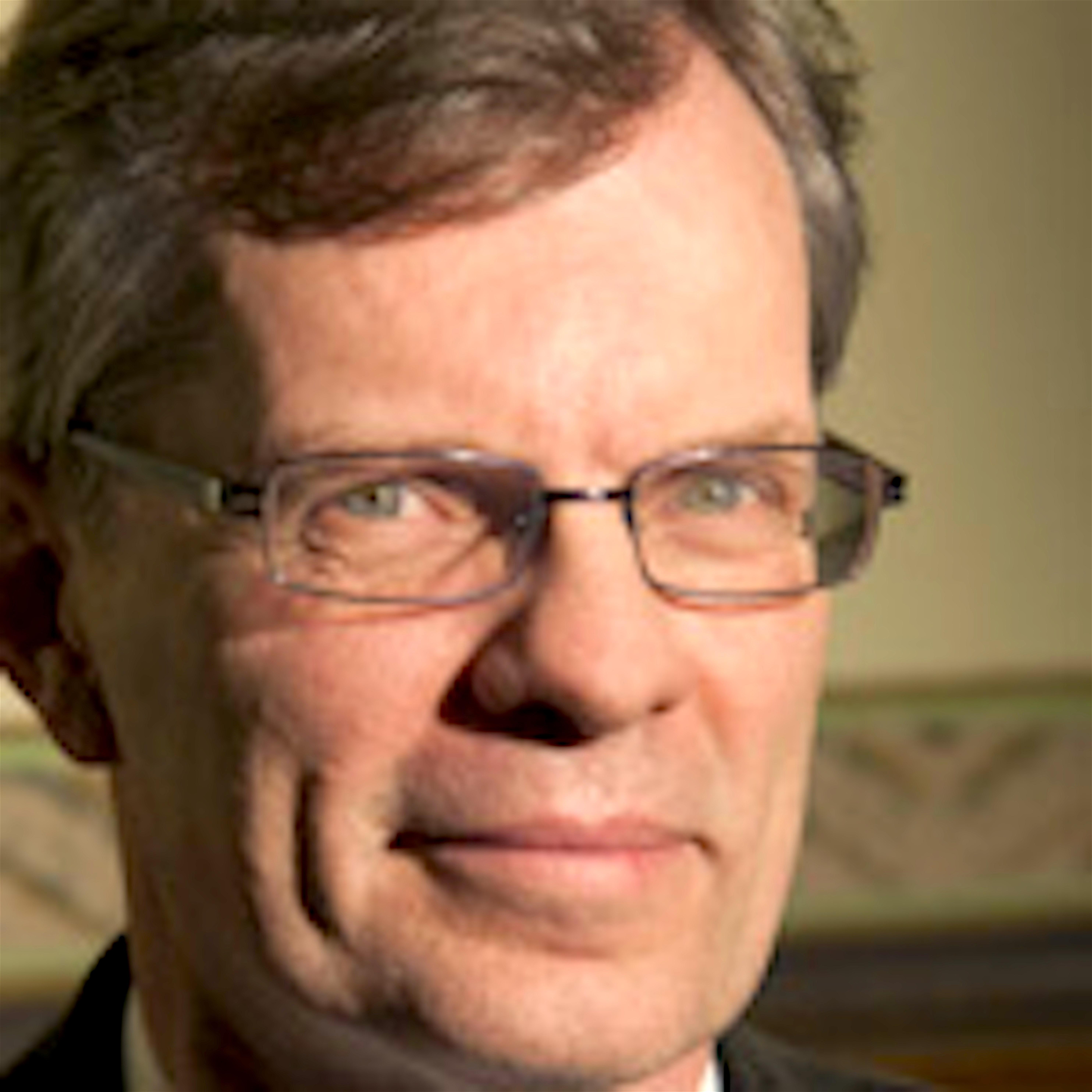 Professor Ton Robben van de Universiteit Utrecht