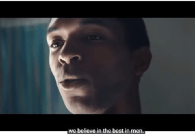 We believe in the best in men