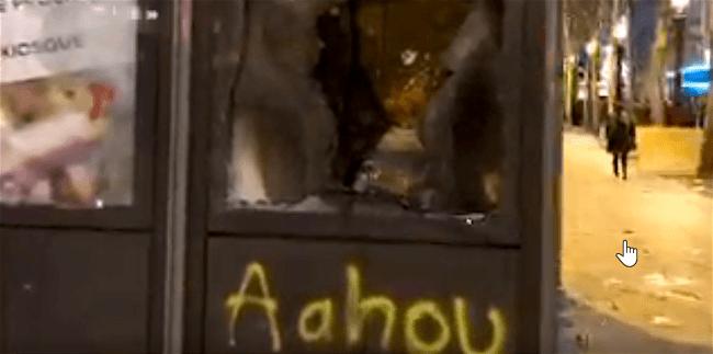 Aahou (de strijdkreet van de gilets)