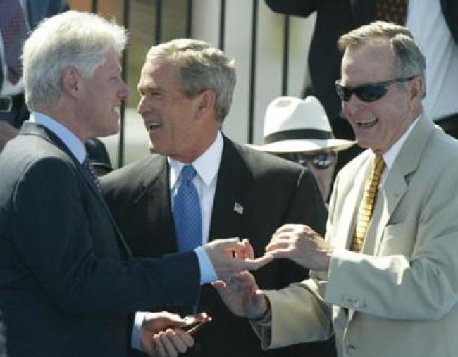 3 Presidents (foto Henry Makov)