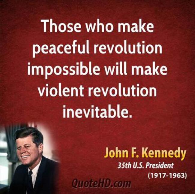 Quote JFK