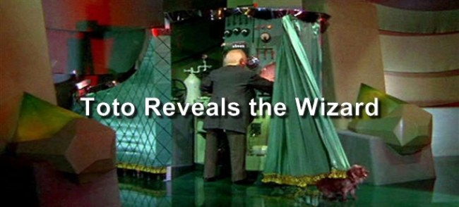 Wizard if Revealed by ToTo = To Reveal - To Overturn