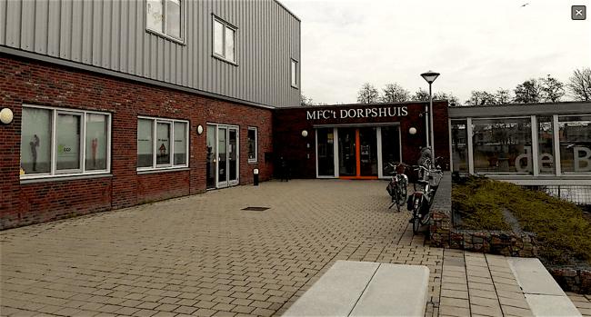 't Wijkhuis in Nieuw Den Helder (foto DHA)