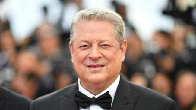 Al Gore (foto de Volkskrant)