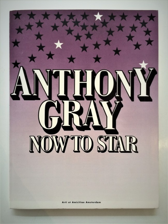 Anthony Gray - Now to star