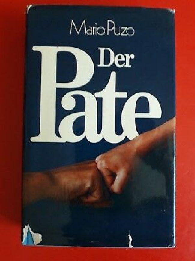 Mario Puzo - The Godfather, Duitse uitgave van Bertelsmann Verlag Reinhard Mohn GmbH uit de jaren zeventig (foto PicClick)