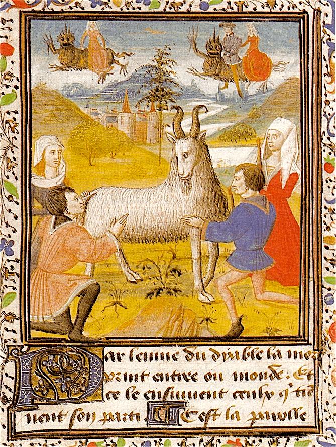 Du Crisme de Vauderye 1460 (foto Wikipedia)