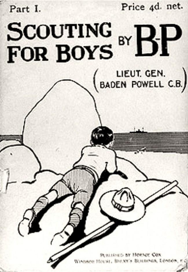 Lieut. Gen. Baden Powell C.B. - Scouting for Boys