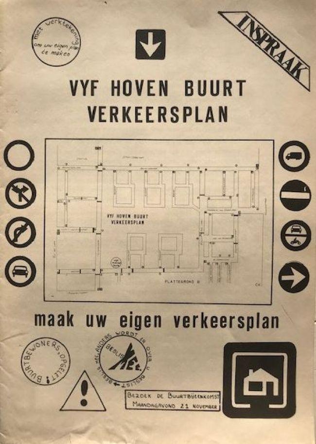Werkschrift Vijfhoven Buurt Verkeersplan (bijlage 9)