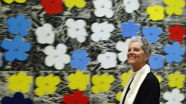 Elaine Sturtevant - Andy Warhol