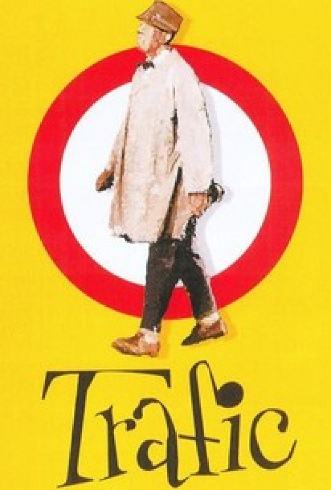 Jacques Tati - Trafic (foto rottentomatoes.com)