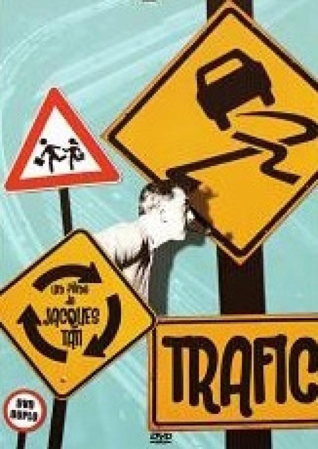 Jacques Tati - Trafic (produto.mercadolivre.com.br)