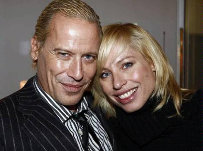 Micha Klein & Afke Reijenga (foto Tijdschrift Generator V)