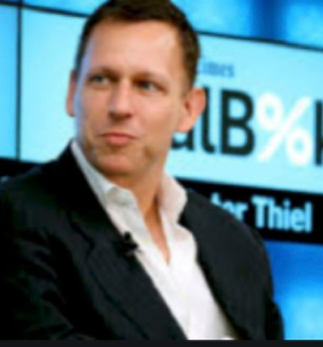 Peter Thiel, Silicon Valley's data-mining mogul, diversified into drug-making (foto Before It;s News)