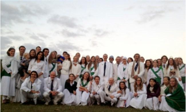 Sulla church gathering (foto Before It's News)