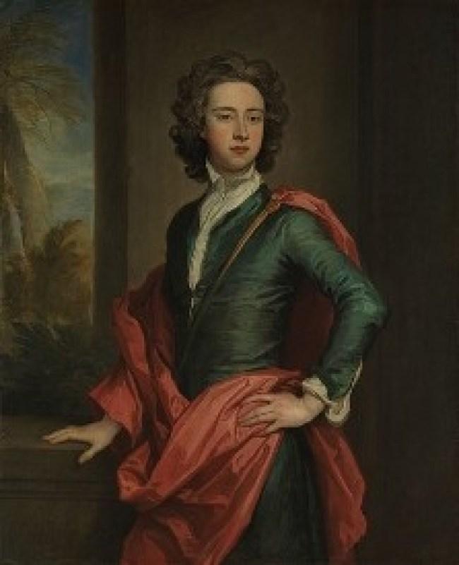 Charles Beauclerk 1670-1726