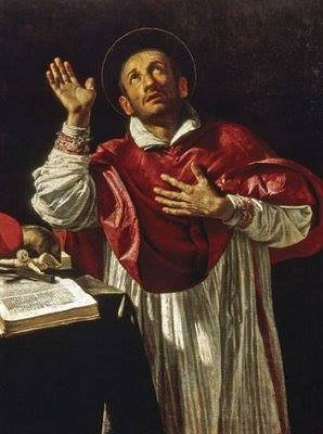 Charles Borromeo 1538 - 1584