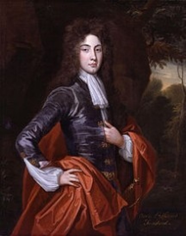 Charles Townshend 1674-1738