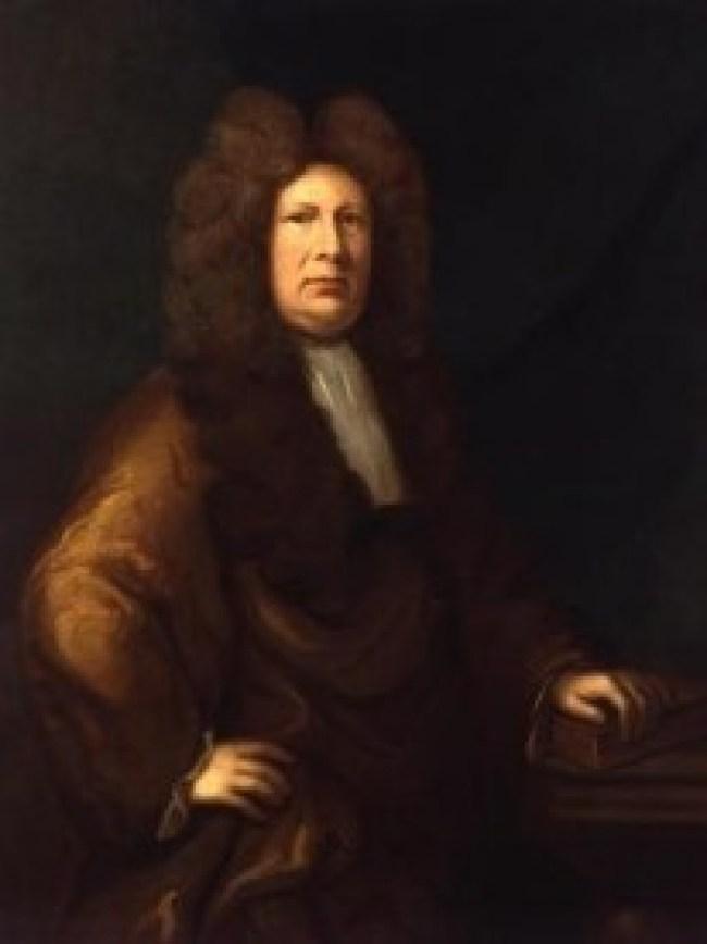 Cyril Wyche 1632-1707