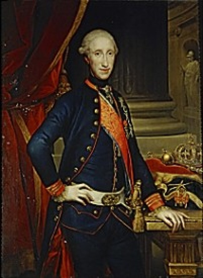 Ferdinand I of Two Sicilies 1751-182