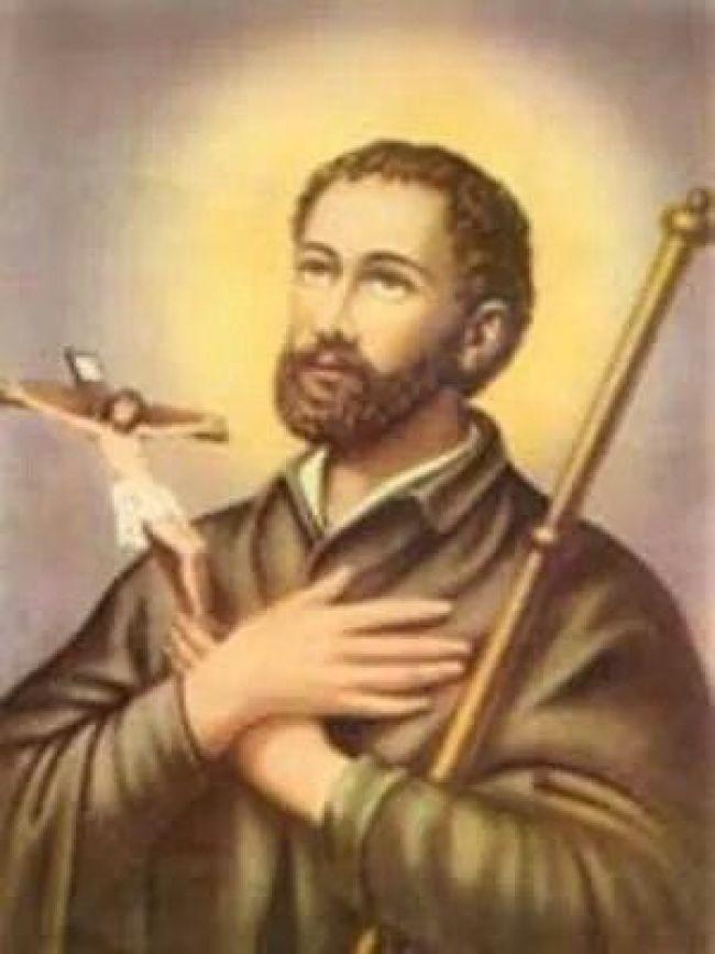 Francis Xavier 1506 – 1552