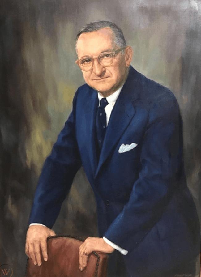 Harry S. Truman 1884 - 1972