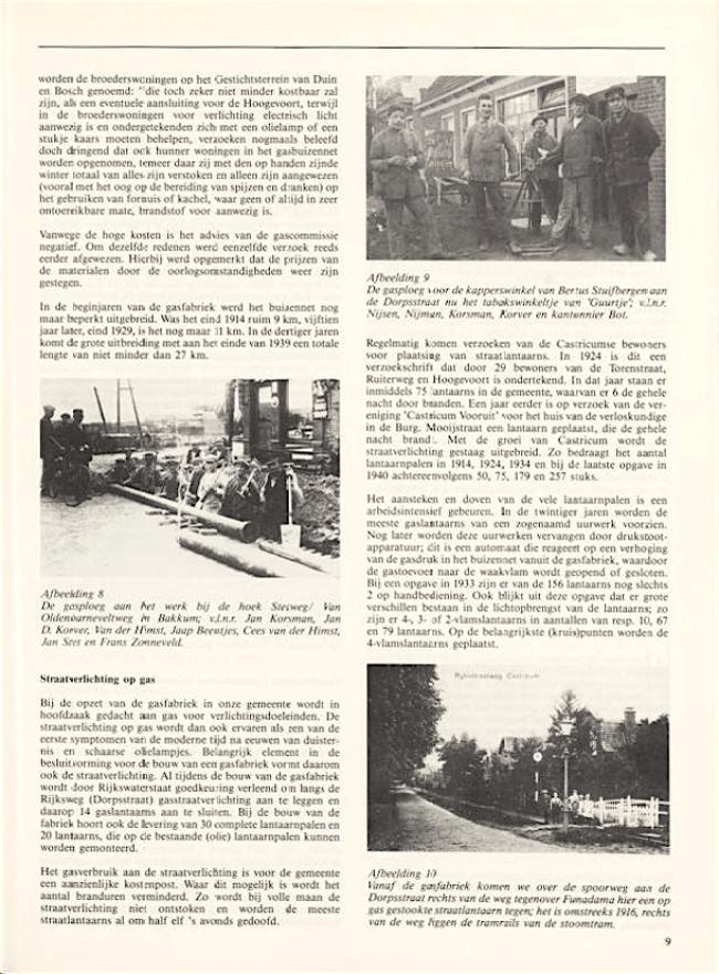 Jaarboek Oud Castricum   1 november 1991   pagina 09