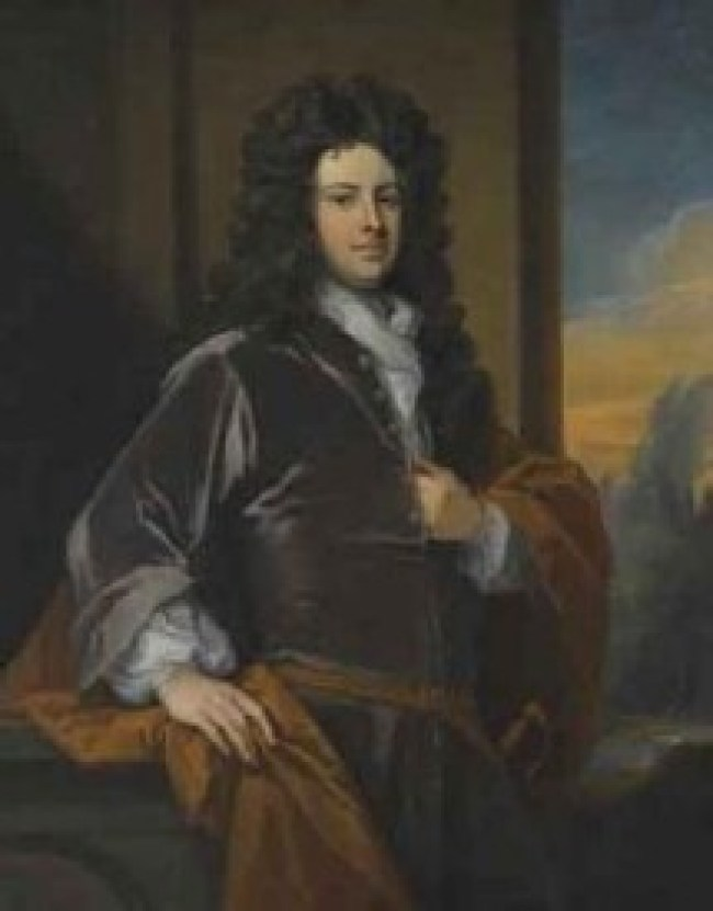 James Bertie 1653-1699
