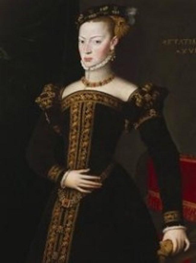 Joanna of Austria 1547-1578