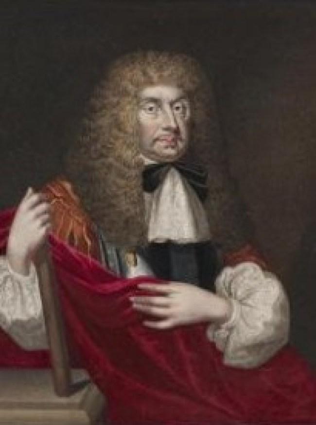 John Berkeley 1602-1678